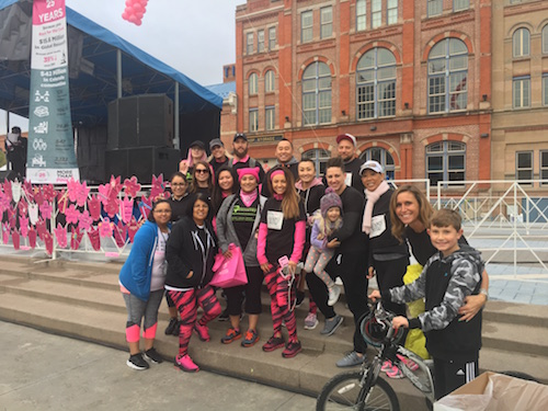 Family and Implant Dentistry of Arvada Komen Race